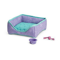 American Girl® Accessories: Comfy & Cozy Pet Bed