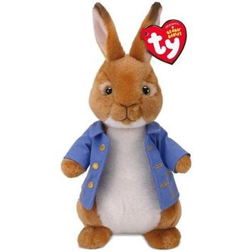 Ty® Beanie Babies Peter Rabbit Stuffed Animal, 8""