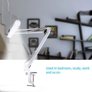 Adjustable LED Office Desk Lamp With USB Power