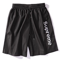Supreme Fashion Casual Simple Shorts