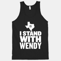 I Stand With Wendy   HUMAN