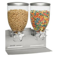 Zervo Countertop Double Cereal Dispenser