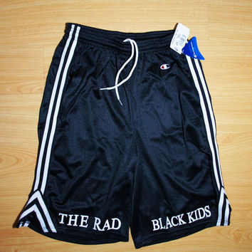 The Rad Black Kids x Champion Lacrosse Shorts