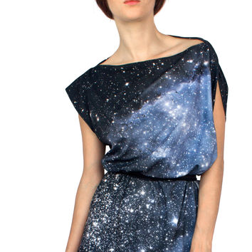 Hubble Nebula Dress