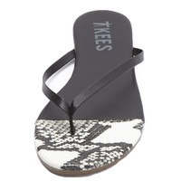 French Tip Sandals
