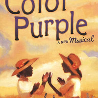 The Color Purple 11x17 Broadway Show Poster