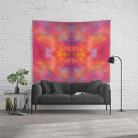 That's Hot Wall Tapestry by lyle58