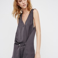 Free People Elsa Mini Dress