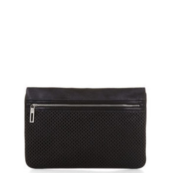 The Lunch Meeting Clutch in Black - BCBGeneration