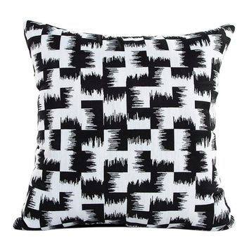 decorative throw pillows lovely pillowcase for the pillow 45*45 pillow covers geometric pillow case vintage