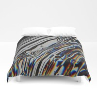 You were my vagabond Duvet Cover by duckyb