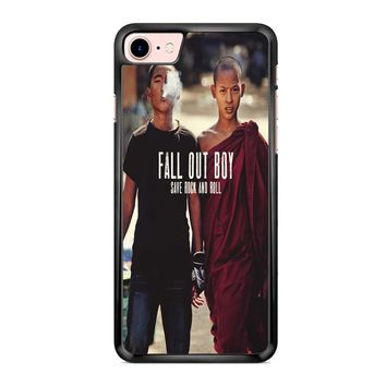 Fall Out Boy Save Rock And Roll iPhone 7 Case
