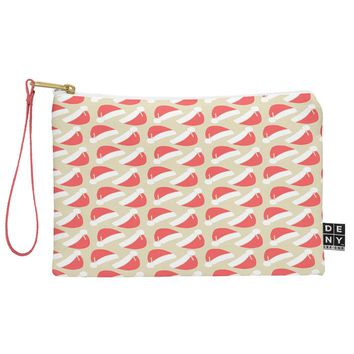 Allyson Johnson Santa Hats Pouch