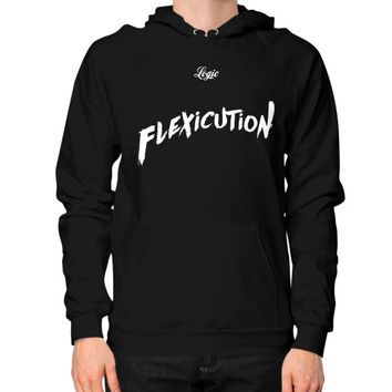 Flexicution Logic Hoodie (on man) Shirt