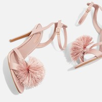 Renee Pom Pom Sandals - Shop All Shoes - Shoes