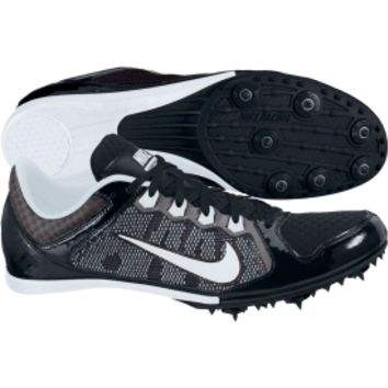 Nike Men s Zoom Rival MD 7 Track and Field Shoe - Black White  3a771a893f