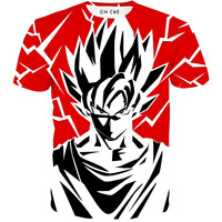 Goku Power T-Shirt