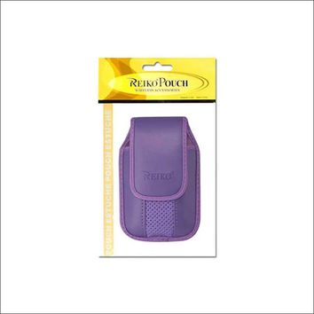 VERTICAL POUCH VP11A LG LX260 RUMOR PURPLE 4.3X2X0.7 INCHES: Case Of 120