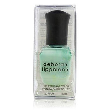 Luxurious Nail Color - Flowers In Her Hair (Magnificent Mint Medley Creme) - 15ml-0.5oz
