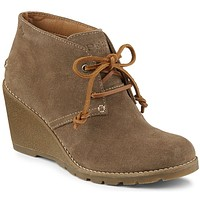 Women's Stella Prow Bootie in Taupe by Sperry - FINAL SALE