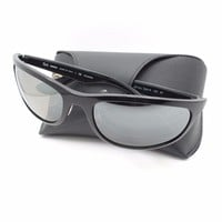 Cheap New Ray Ban 4265 601/5J Black Silver Fade Mirror Polar New Authentic Sunglasses outlet