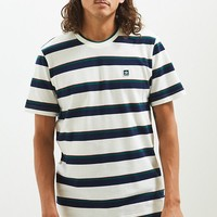 adidas Clubhouse Stripe Tee | Urban Outfitters