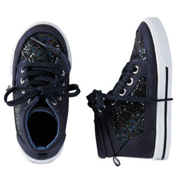 OshKosh Sparkle High Tops