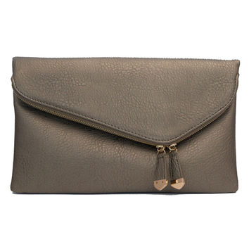 Stella Handbag in Pewter
