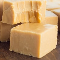 Butterbeer Fudge - Edible Gift - Homemade Fudge - Butterscotch Fudge - Harry Potter Gift - Made to Order - Holiday Gift - Fresh Fudge