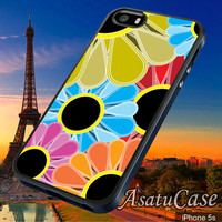 Flower Painting - Samsung Galaxy S2/S3/S4,iPhone 4/4S,iPhone 5/5S,iPhone 5C,Rubber Case,Cell Phone,Case,Accessories - 251013/CA12