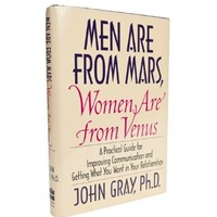 John Gray, Ph.D. - Men Are from Mars, Women Are from Venus - Book