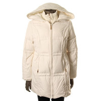 Vince Camuto Womens Down Hooded Coat