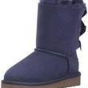 DCK7YE UGG Kids' Bailey Bow (Toddler/Little Kid/Big Kid) UGG boots