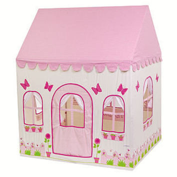 Rose Cottage Playhouse Two In One