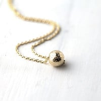 Minimalist 14K Gold Filled Necklace