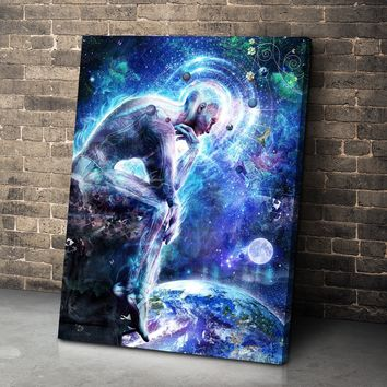 The Mystery OF Ourselves Canvas Set