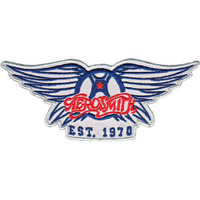 AEROSMITH Est. 1970 Rock Band Patch CD-P4158