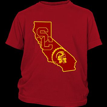 "USC ""California"" Youth Shirt"
