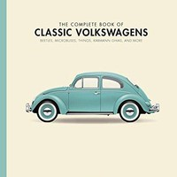 The Complete Book of Air-cooled Volkswagens