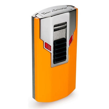 Tonino Lamborghini Estremo Orange Torch Flame Lighter