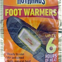 Hot Hands Foot Warmers 2pk 6 Hour