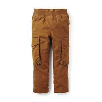 Tea Collection Lined Cargo Pants