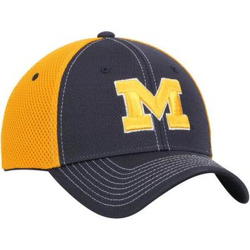 Michigan Wolverines Zephyr Rally Flex Hat