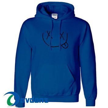 Face On Hoodie Unisex Adult Size S to 3XL | Face On Hoodie