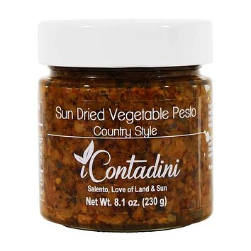 Contadini - Sun Dried Vegetable Pesto, 8.1 oz.