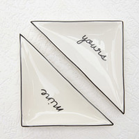 Mine Triangle Plate Set