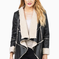 Eve Shearling Jacket