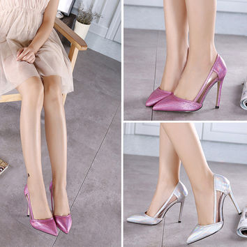 High Heel Shiny Shoes = 4804992900