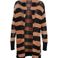 Striped Cardigan - DRIES VAN NOTEN