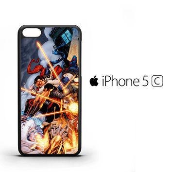 vibe dc comics new 52 Z0910 iPhone 5C Case